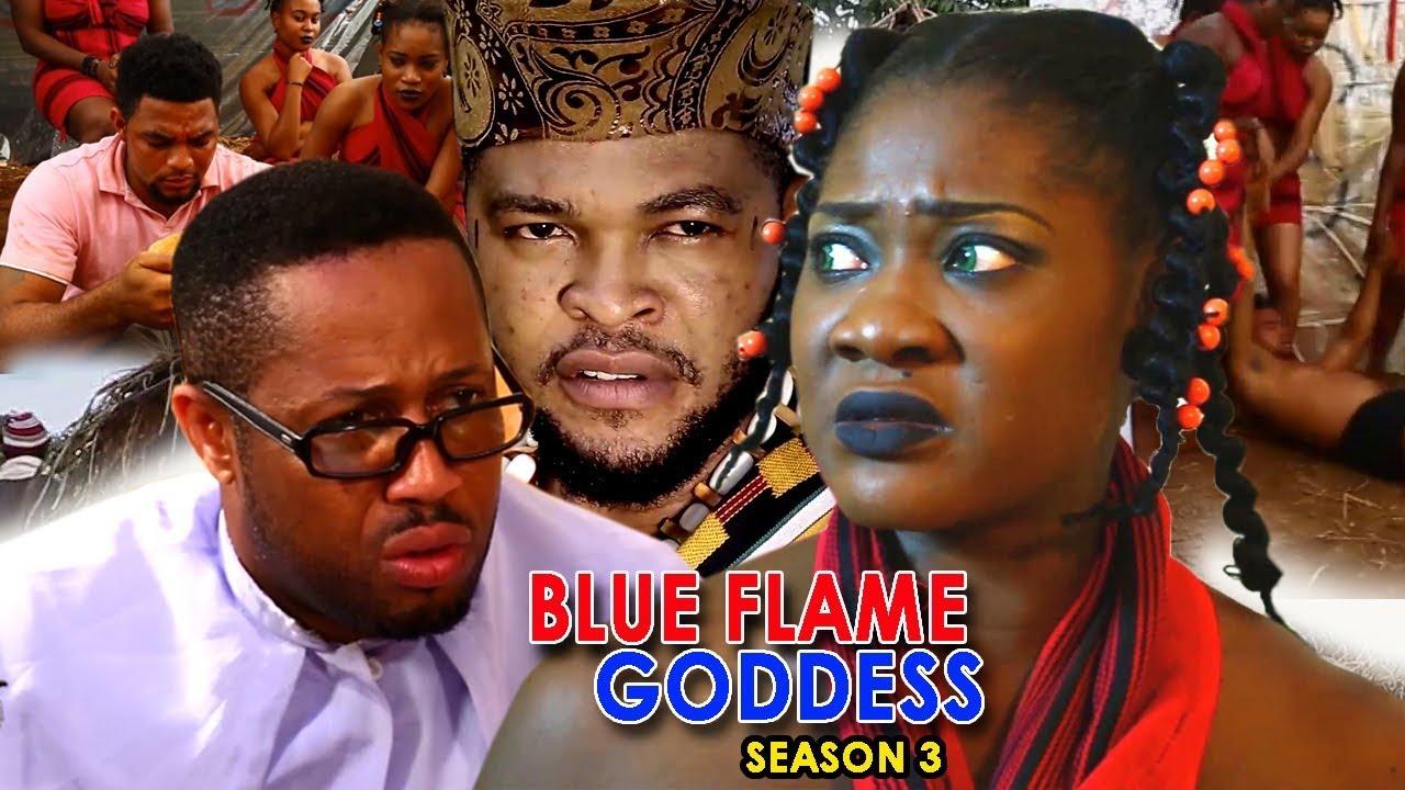 Blue Flame Goddess (2018) (Part 3)