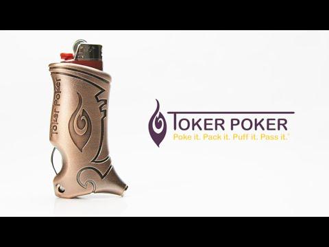 Herramienta Multiuso Para Fumadores | [Toker Poker] | Apegos Perú