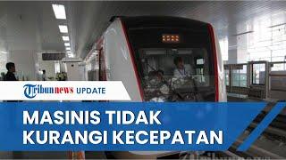 Terungkap Penyebab Kecelakaan LRT Jabodebek di Cibubur, Direktur PT INKA Meminta Maaf