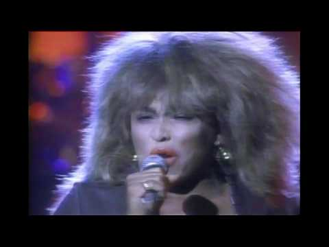 Tina Turner - What You Get Is What You See (Live In The United kingdom)