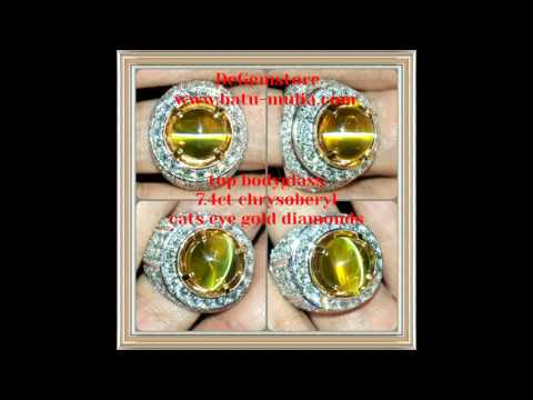 Cats Eye Chrysoberyl 7.45ct