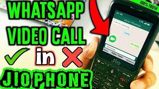 jio phone me video calling kaise karte hain