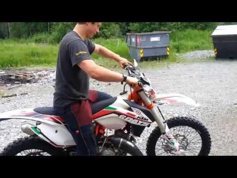 KTM 125 EXC SIXDAYS 2014