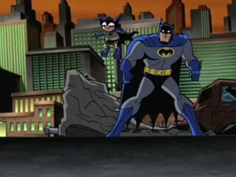 Batman: The Brave and the Bold Ep. 1.19 Clip #1