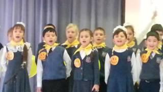 Имидж класса Екатеринбург  125 школа 2в