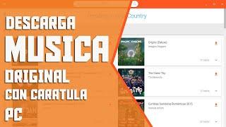 DEEZERLOADER | DESCARGAR MUSICA ORIGINA CON CARATULA EN 320 kbps  | EN PC 2019