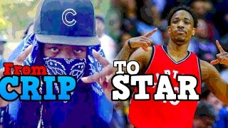 From Compton Crip Ties To NBA Record Holder