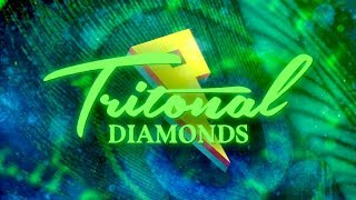 Tritonal   Diamonds Ft. Rosie Darling [Lyric Video]
