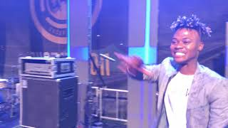 Mlindo The Volcalist Almost Die After Killing The Show At Ink Hop Festival