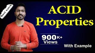 Lec-57: ACID Properties of a Transaction | Database Management System