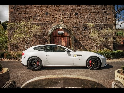 Ferrari FF Tailor Made 2015: Video Review