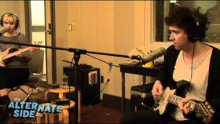 The Raveonettes - 'Apparitions' (Live at WFUV)