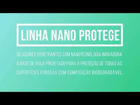 Linha Nano  Protege Impermeabilizantes da NANO4YOU