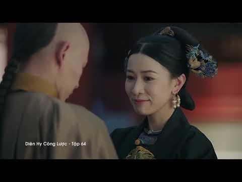 Diên Hy Công Lược Tập 64 - Tập 65 - Tập 66   Phim Hot cung đấu đặc sắc 2018