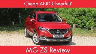 MG ZS 2017 - dabar