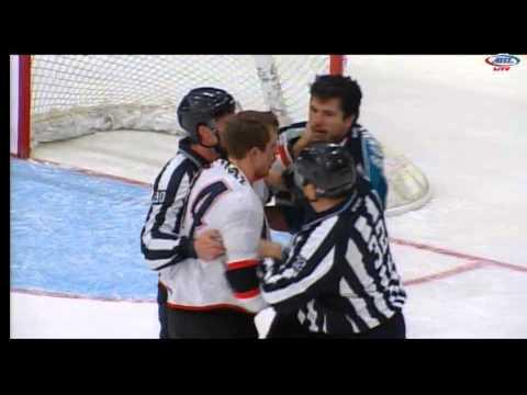 Kyle Hagel vs. Jimmy Bonneau