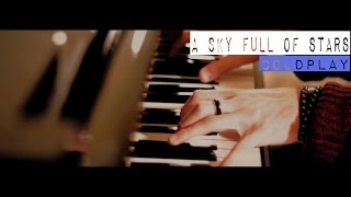 """A Sky Full Of Stars"" - Coldplay (Grand Piano Cover) - Costantino Carrara"