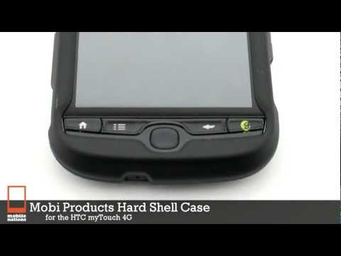 Mobi Products Hard Shell Case for T-Mobile myTouch 4G