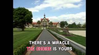Miracle   Whitney Houston (Karaoke Cover)