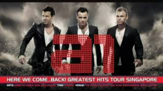 a1 When I'm Missing You - Here We Come Back Greatest Hits Tour