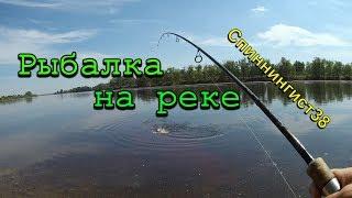 Рыбалка в усть-балей иркутская область