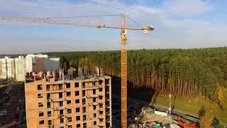 Ход строительства 35 дома на 14.10.2019