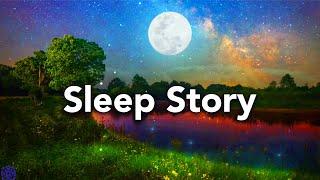 Schlafgeschichte mit Schlafmeditationsmusik, schnell einschlafen (Kira und der Clearview River)