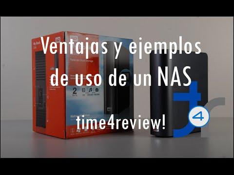 Ventajas y ejemplos de uso de un NAS