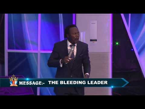 THE BLEEDING LEADER BY BRO  JOSHUA IGINLA 2014 INTERNATIONAL MINISTERS LEADERSHIP CONFERENCE PT 1