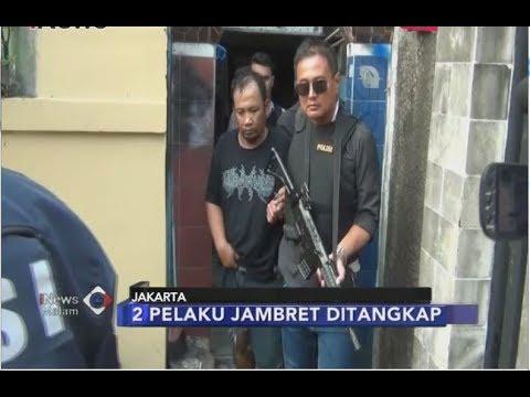 Hendak Kabur, Dua Penjambret Kebon Jeruk Ditembak Polisi - iNews Malam 11/07