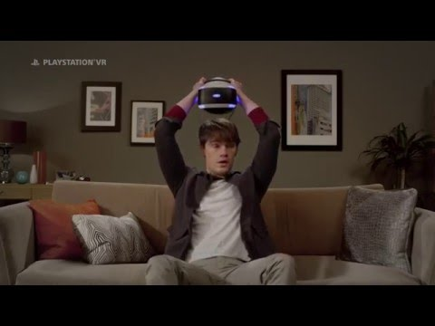 PlayStation®VR | Coming October 2016
