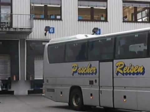 Führerschein Klasse D (Busführerschein)  Rückwärtsfahren - Fahrschule Klug Niefern