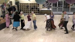 AACTMAD Advanced English Country Dance - 11