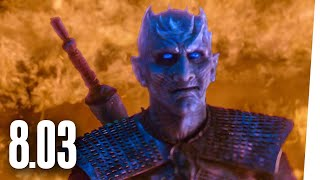 GAME OF THRONES: Die Lange Nacht / Analyse & Besprechung / Staffel 8 Episode 3