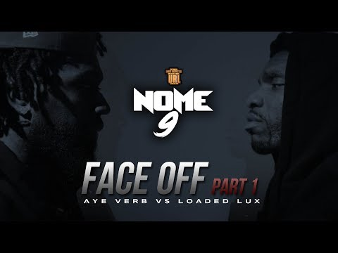 URL NOME 9 FACE OFF: LOADED LUX VS AYE VERB | URLTV