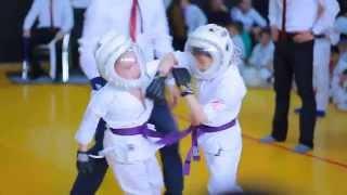 Чемпионат Кудо среди детей и юношей в Казахстане (Алматы)