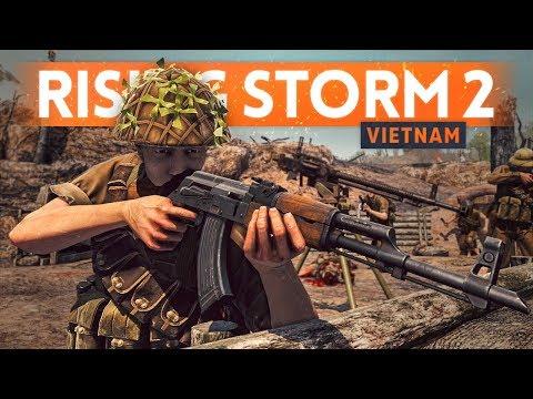 HARDCORE COMBAT! - Rising Storm 2 Vietnam