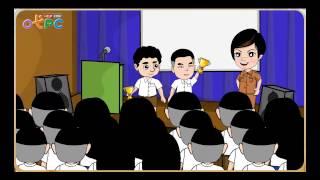 สื่อการเรียนการสอน ภูมิใจภาษาไทยของเรา ป.3 ภาษาไทย
