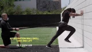 NFL選手のスピード&パワーを作る!【エクササイズ6種目】