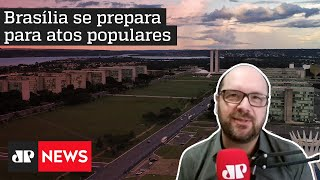 Polzonoff: 'Simbolismo da multidão pode dar fôlego político ao presidente'