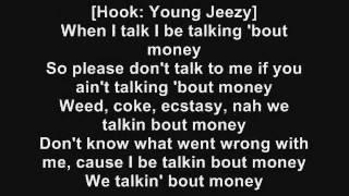 DJ Khaled - Money [Feat. Young Jeezy & Ludacris] (Lyrics)