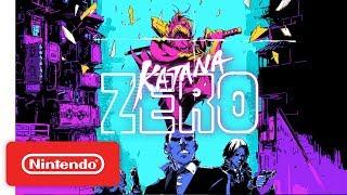 Katana ZERO - Launch Trailer - Nintendo Switch