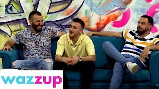DJ DAGZ & DJ PM ft. S4MM - A E DIN [Intervista] | WAZZUP