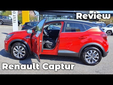 New Renault Captur 2020 Edition One Review
