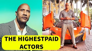 The HIGHEST-PAID ACTORS  2019 🎥💵🤩