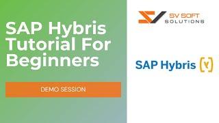 SAP Hybris Tutorial For Beginners | Hybris Online Training Demo Video