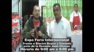 preview picture of video 'Expo Feria Internacional - 1'