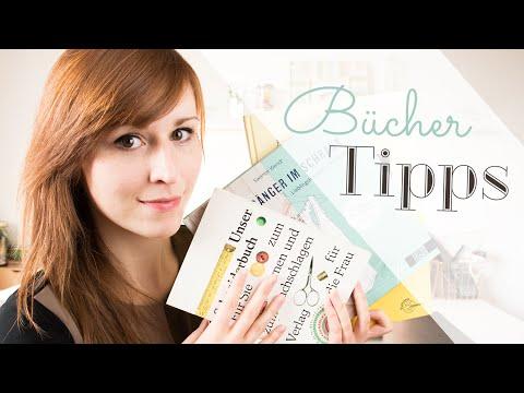 Bücher Tipps für Nähanfänger - nähen lernen, Schnittmuster, Materialkunde