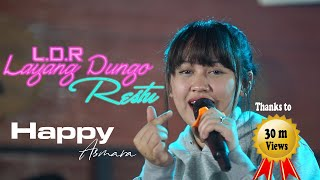Chord Gitar Lagu Layang Dungo Restu (LDR) - Happy Asmara: Tak Tulis Layang Kangen Iki Dinggo Kowe