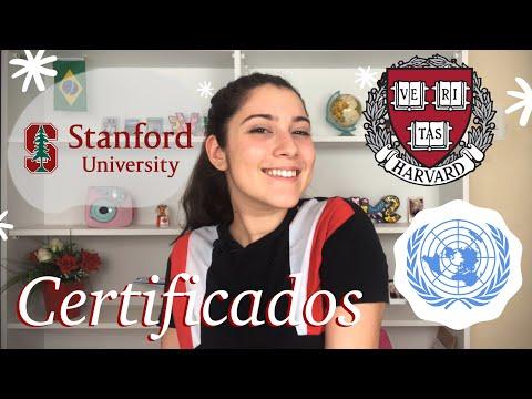 HARVARD no currículo ? Descubra como!   5 plataformas de cursos online gratuitos   Letícia Santos